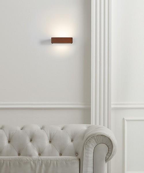 Gibas viva 199 41 lampada da parete led 3 colori la luceria - Colori da parete ...