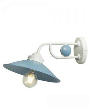 GIBAS Rua 837/41 Lampada Parete Rustico 3 Colori