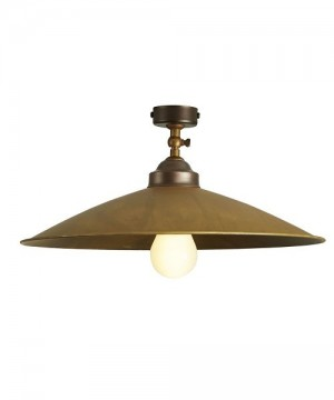 GIBAS Rua 837/74 Lampada Soffitto Rustica 3 Colori