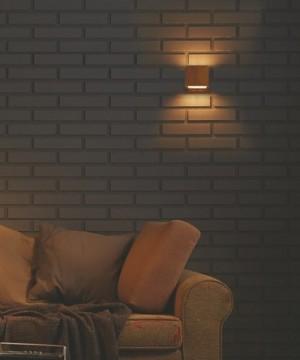 GIBAS Lola 929/41 Lampada da Parete Rustica