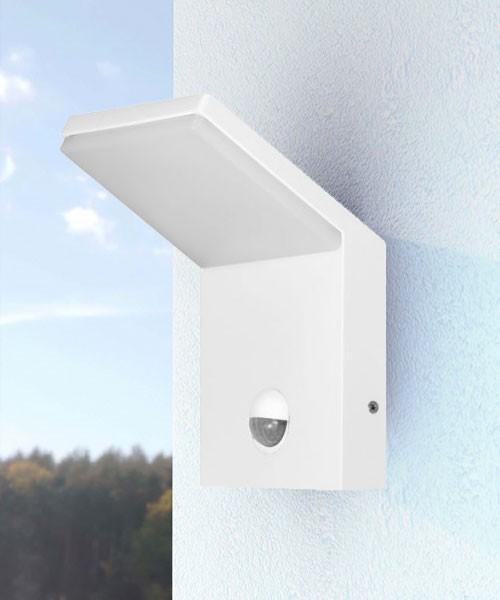 Beneito neo 3585 lampada da parete per esterno a led 9w for Lampade led esterno