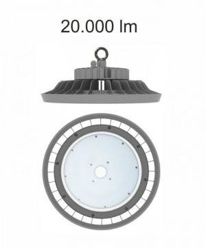 BENEITO Ufo 3602 Proiettore Industriale a LED 200w 20000 Lumen
