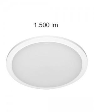 BENEITO Gadir 3589 Lampada da Soffitto per Esterno a LED 18w BIANCO