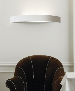 GIBAS Sara 944/43 Lampada Parete Classico 3 Colori