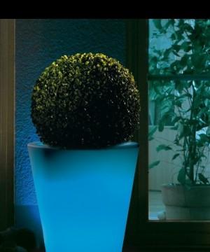 PAN Happy Round EST560 Lampada per Esterno da Terra