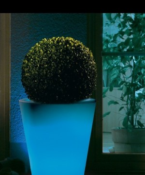 PAN Happy Round EST560 Lampada per Esterno da Terra LED RGB