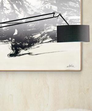 PAN Tecna TER40018 Lampada da Terra moderna