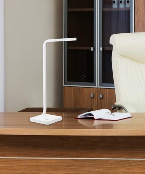 Pan milla tav00040 lampada tavolo moderna led la luceria - Lampada moderna da tavolo ...