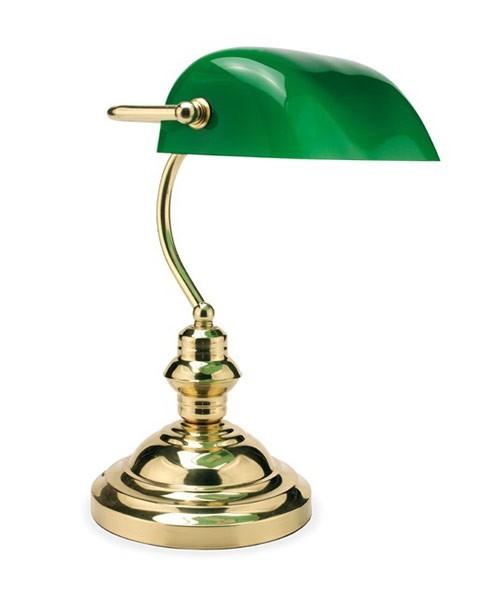 Pan far west pfa952 lampada da tavolo classica la luceria - Lampada da tavolo classica ...