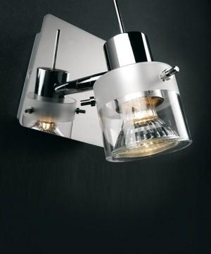 PAN Kosmos Led PFB360 Faretto Parete/Soffitto 1 luce