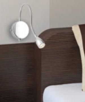 PAN Paris PAR00254 Lampada Parete LED 2 Colori