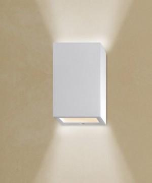 PAN Altair PAR317 Lampada in Gesso da Parete LED