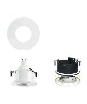 PAN Sau INC1158 Faretto da Incasso LED 7w