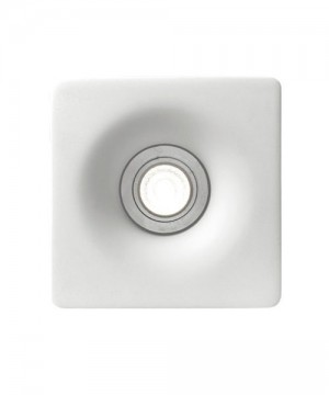 PAN Song Led INC10519 Faretto da Incasso in Gesso per Controsoffitto