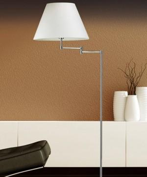 PAN Soft TER066 Lampada Moderna da Terra Estensibile