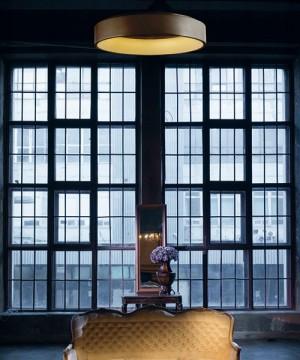 PAN Hoop PLA00134 Lampada da Soffitto Moderno a LED 45cm
