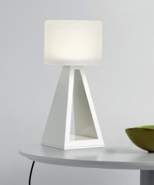 PAN Sixty TAV40002 Lampada da Tavolo Moderna a LED