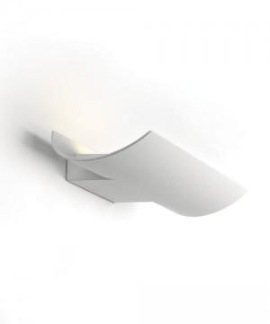 PAN Onda PAR00012 Lampada da Parete Moderna a LED 2 Colori