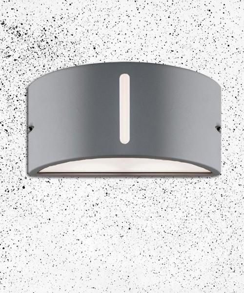 PAN Effect EST092 Lampada per Esterno da Parete 2 colori - La Luceria