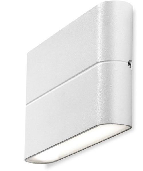 Pan oregon est01007 lampada per esterno da parete a led la luceria - Lampade per esterno a led ...