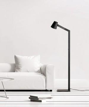 PAN Oslo Lampada Terra Moderna a LED 2 Colori