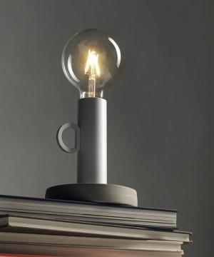 PAN Lume Lampada Tavolo Moderna LED 4 Colori