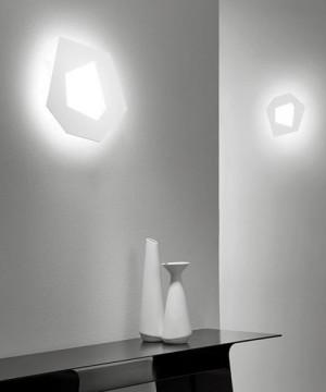 SFORZIN Pablo Piccola 1766.10 Lampada Moderna da Parete a LED Dimmerbile