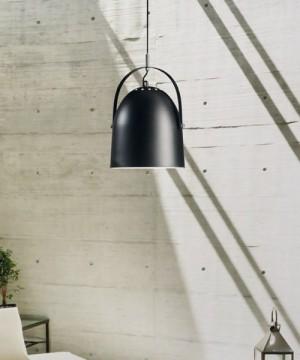 PAN Medea SOS00050 Lampadario Industriale Orientabile 2 Colori