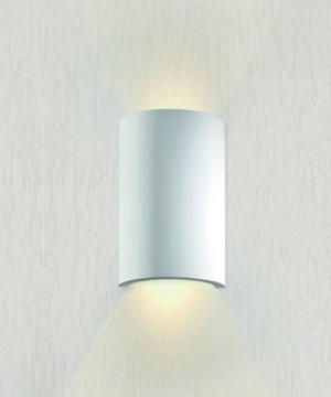 PAN Polaris PAR320 Lampada Parete LED in Gesso