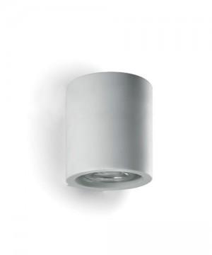 PAN Tube PAR10000 Lampada Parete Moderna in Gesso