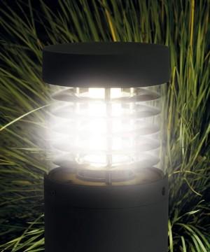 PAN Barbados EST407 Lampione per Esterno 35cm