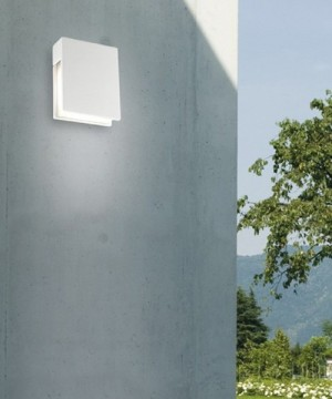 PAN Dankan EST01008 Lampada Parete/Soffitto Esterno