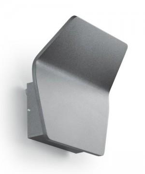 PAN Sheld EST01022 Lampada Parete da Esterno a LED