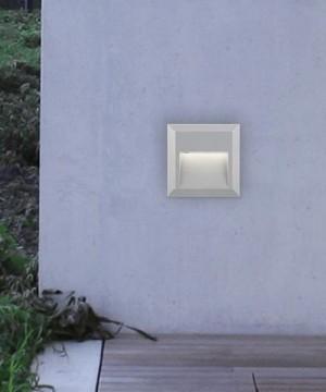 PAN Smok EST34012 Lampada Parete da Esterno a LED