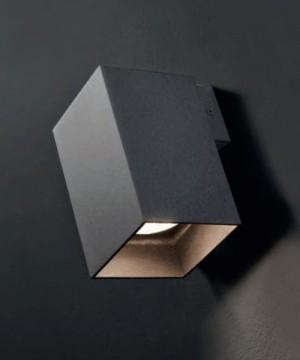 SCAMM Kuby Kb201 Lampada da Parete vari colori