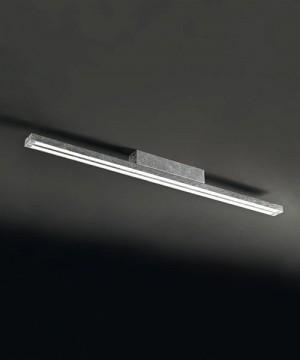 SCAMM Pipol PI827 Lampada da Parete/Soffitto a LED L. 64cm Vari colori