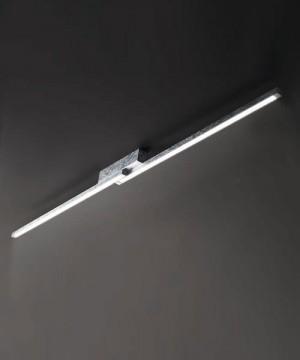 SCAMM Pipol PI712 Lampada da Soffitto a LED L. 120cm Vari colori