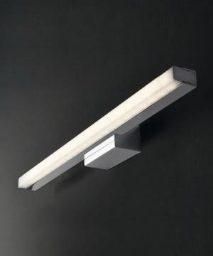 SCAMM Pleys Py401 Lampada da Parete/Soffitto a LED L. 34cm Vari colori