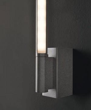 SCAMM Stik Wond SW321P Lampada da Parete/Soffitto a LED L. 54cm Vari colori