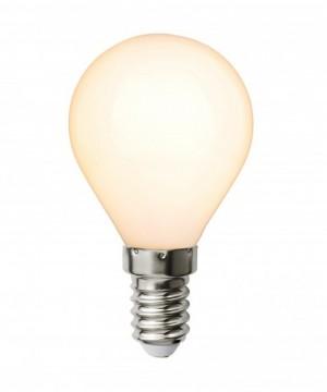 AMARCORDS ML703 Lampadina a LED Dimmerabile 2700K 4w Bianco Latte Attacco E14