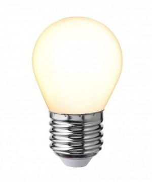 AMARCORDS ML700 Lampadina a LED Dimmerabile 2700K 4w Bianco Latte Attacco E27