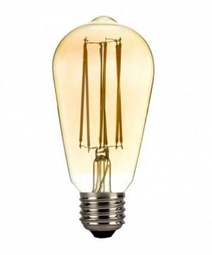 AMARCORDS DL642 Lampadina a LED Dimmerabile 2000K 4w Ambra Attacco E27