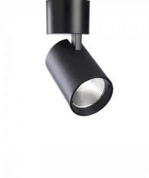 PAN Ska PAR50112 Faretto da Soffitto a LED Nero 25w 3000K