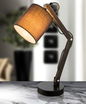 GLOBO Mattis 21512 Lampada da Tavolo Moderna