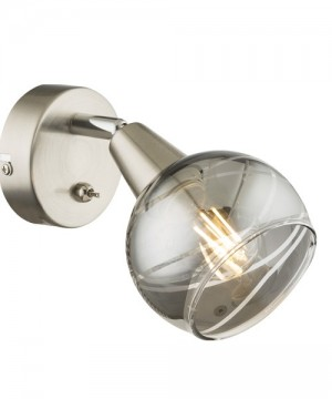 GLOBO Roman 54348-1 Faretto LED 1 Luce