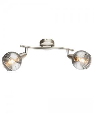 GLOBO Roman 54348-2 Lampada da soffitto LED 2 Luci