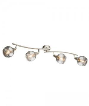 GLOBO Roman 54348-4 Lampada da soffitto LED 4 Luci