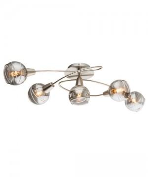 GLOBO Roman 54348-5 Lampada da soffitto LED 5 Luci