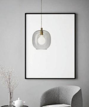SFORZIN Cochi 1744.38 Lampadario Moderno Vetro