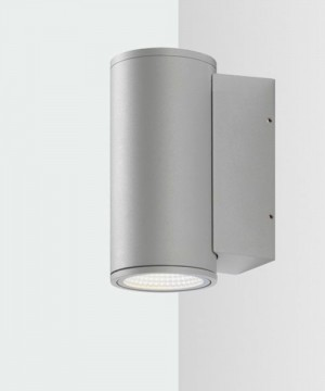 PAN Shock EST50000 Proiettore da Esterno a Parete a LED 2 Colori